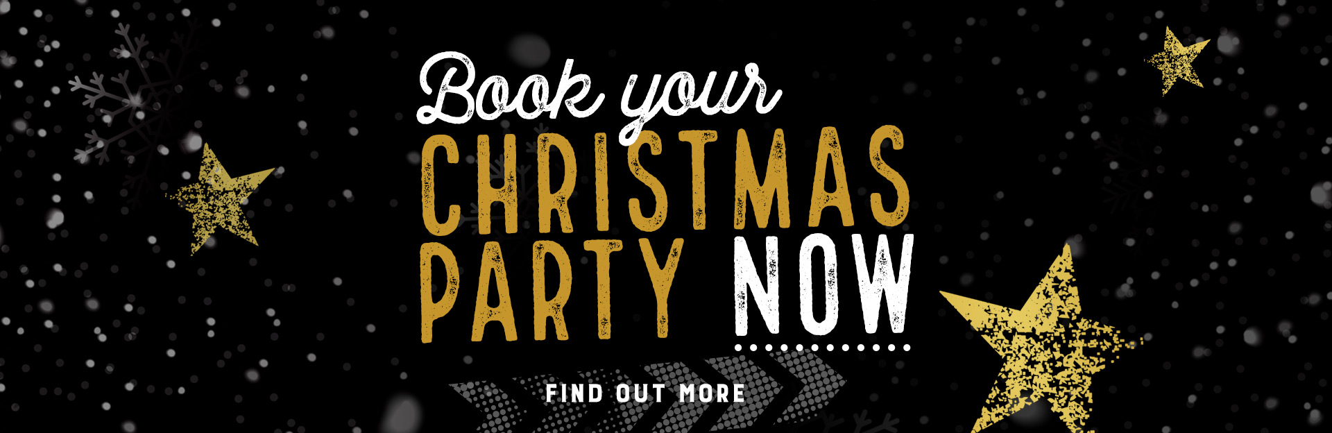 Book your Christmas party now