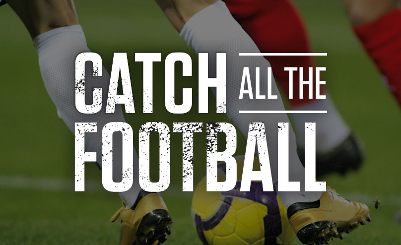 Watch Football at The Old Royal